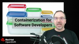 Containerization for Software Developers